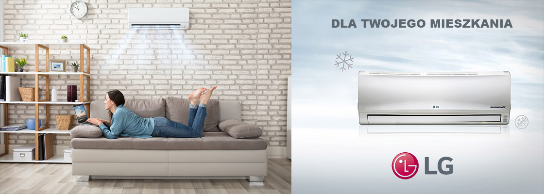 klimatyzator do mieszkania w Katowicach